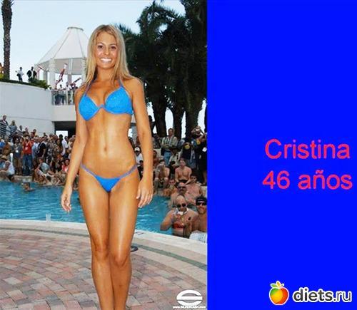 Шоу в бразилии бикини 45 55 лет