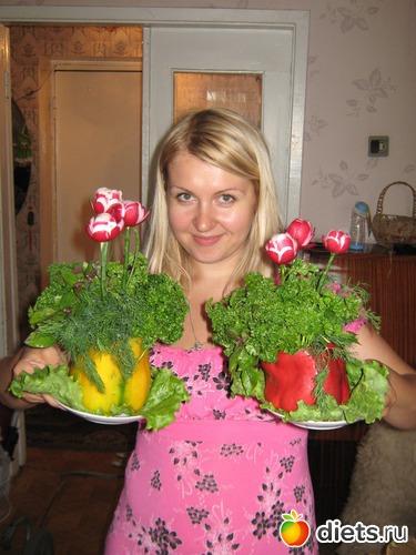 овощные букеты, приготовила сама, наслаждалась вся семья!