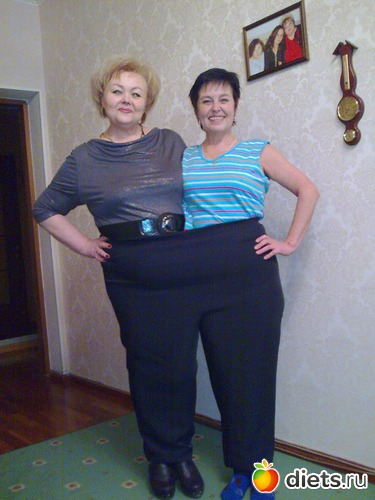 два  в  одном!  подруга  весит  то  что  я  убрала  54кг, альбом: штаны   на   двоих!!!!