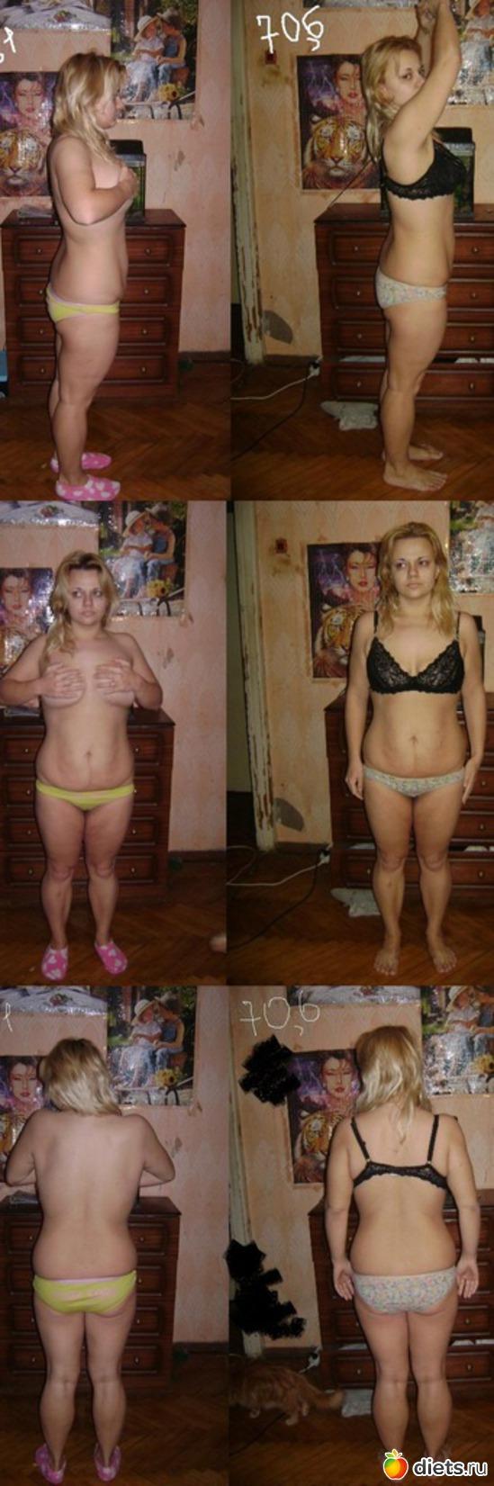 5 фото: процесс моего похудения
