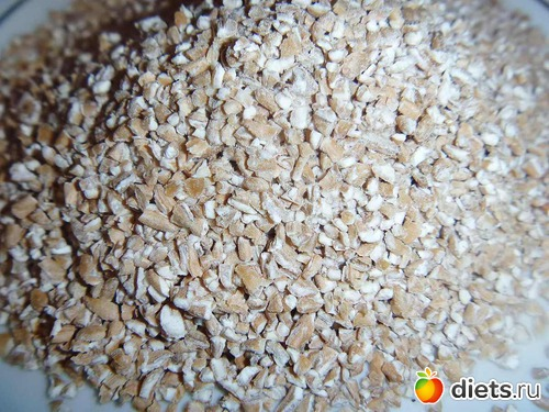 крупа пшеничная для диетического питания