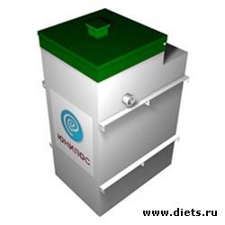 Автономная канализация Астра-8 стандарт