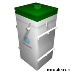 Автономная канализация Астра-5 лонг