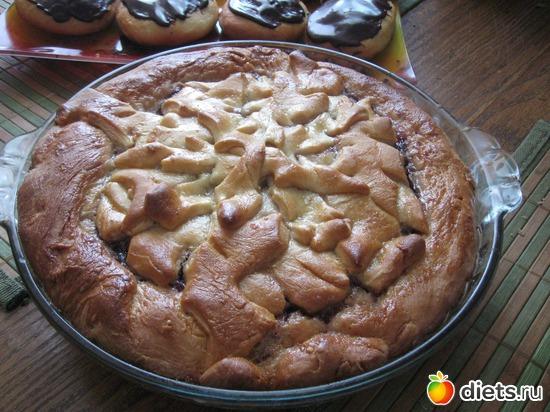 Пирог с красной смородиной, альбом: Я готовлю