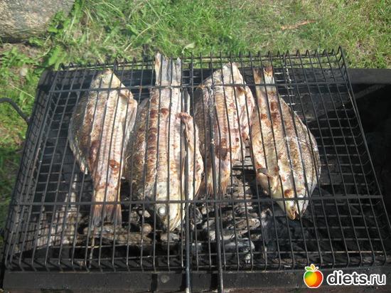 Карасики на углях, альбом: Я готовлю