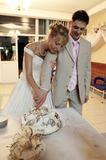 Свадьба подходит к концу...