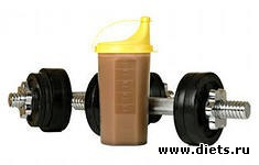 Можно ли есть протеин во время похудения