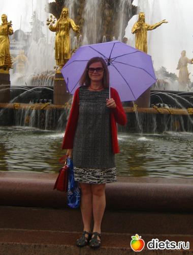 Москва, ВВЦ, август 2012, альбом: Я в разных весовых категориях