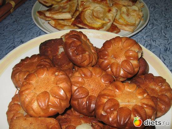 Кексы с грушей и миндалем, альбом: Я готовлю