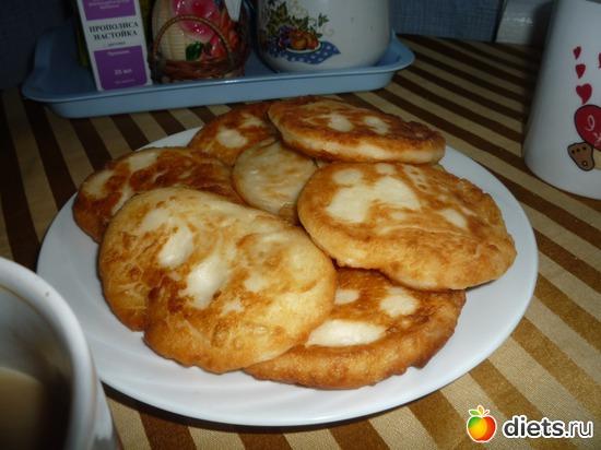 Сырники на завтрак, альбом: Моя кулинария