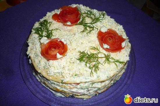Кабачковый торт, альбом: Моя кулинария
