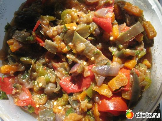 Овощное рагу с баклажанами, альбом: Я готовлю