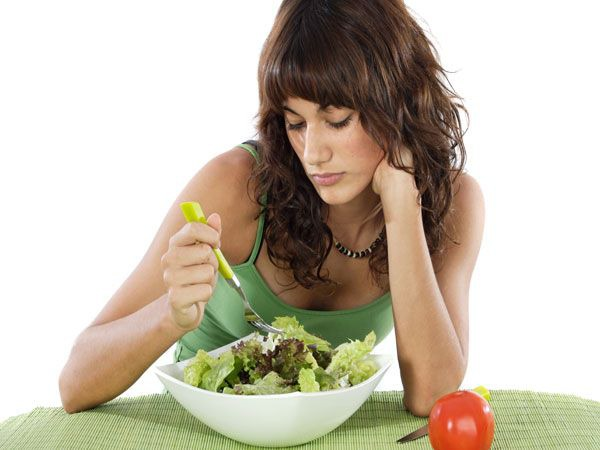 Почему пропадает аппетит - likarinfo
