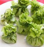 """Закуска """"Зеленый листочек"""""""
