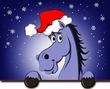 Как встречать год лошади