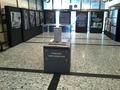 Экспозиция в здании Мигдаль шалом Т-А