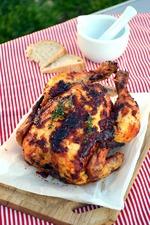 Запеченная курица по-южному