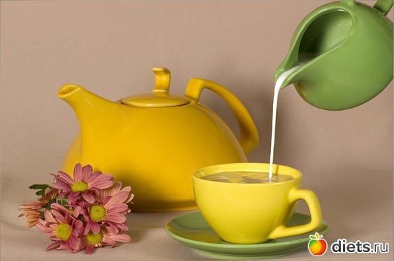 Зеленый чай с молоком для похудения: отзывы пользователей