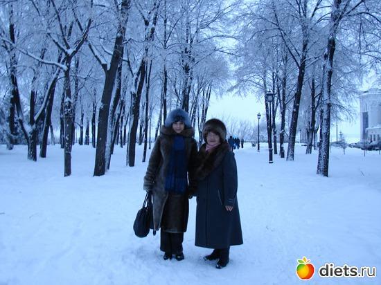 с мамой на Венце, альбом: Новый год