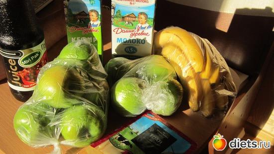 Закупила продуктов), альбом: Мои рецепты// Фото-меню