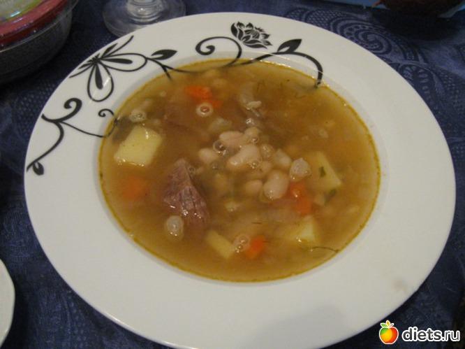 Фасолевый суп, альбом: Я готовлю.