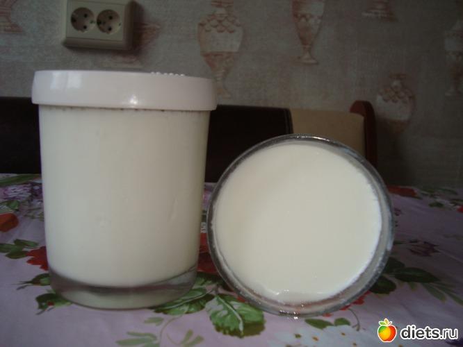 Йогурт в мультиварке марта