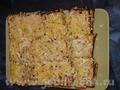 Песах.Закусочный тортик из мацы с тунцом.