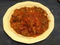Чахохбили из говядины-грузинская кухня (можно на диете Дюкана)