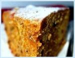Постный праздничный пирог (150 ккал и больше, в зависимости от начинки)