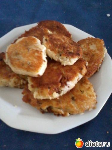 Картофельные котлеты с мясом, альбом: Я готовлю.