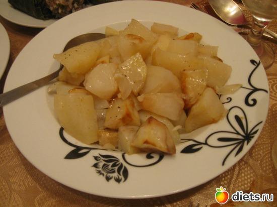 Картошка с чесноком, альбом: Я готовлю.