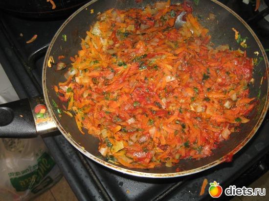 Рыба под томатом (можно на диете Дюкана), альбом: Я готовлю.