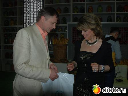 М. Гаврилов и Л. Казарновская