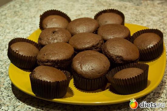 Шоколадные мафины, альбом: Фото мои