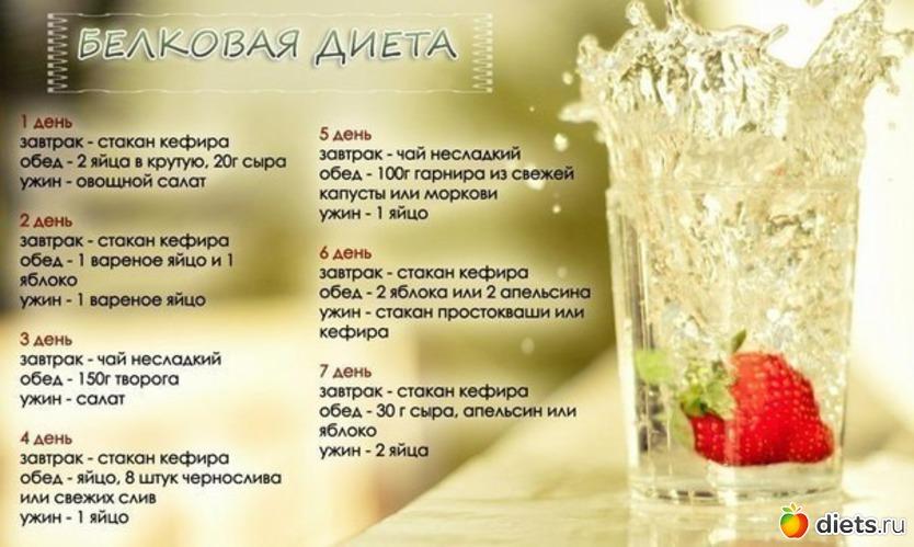 Яичная Супер Диета 9 - lyubimaya-dieta62