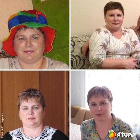 Верхние фото-до системы-Декабрь 2012 и НГ 2013,Нижнее фото-май 2013, альбом: Я стройнею по системе -60))