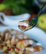 Куриная грудка с яблочным чатни. Вкусная коллекция