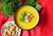 Японский морковный суп-пюре