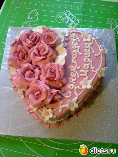 72 фото: Мои тортики