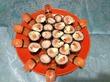 Тэмпура роллы и нигири суши в домашних условиях