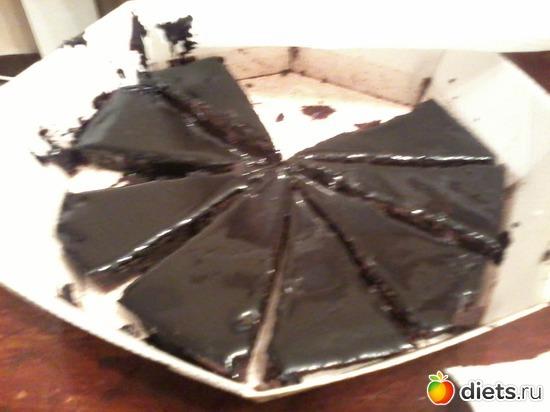 Шоколадный вроде тортик), альбом: Я готовлю.