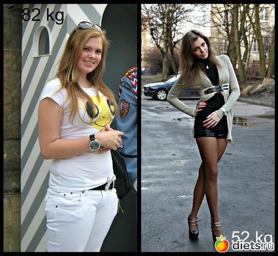 10 кг за месяц диета - меню, отзывы