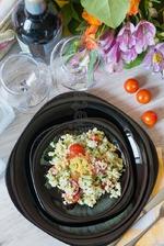 Салат из булгура с брынзой. Вкусная коллекция