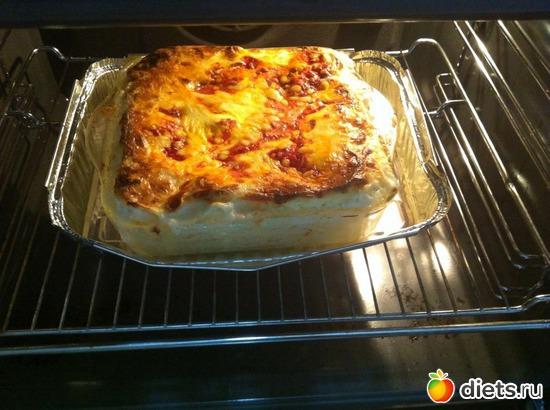 Лазанья сырно-молочная, альбом: Я готовлю.