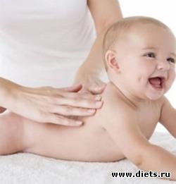 Детский массаж, массаж грудничкам на дому