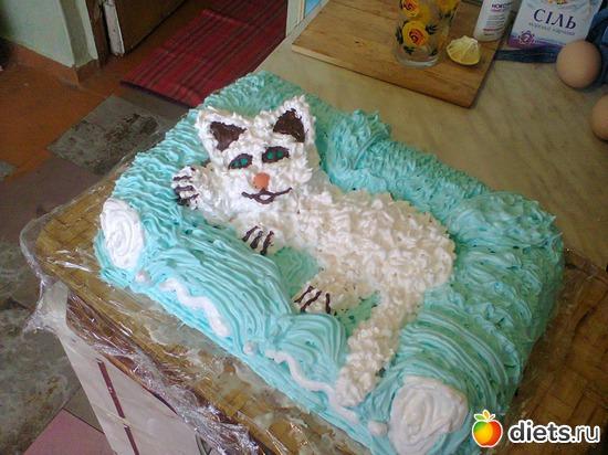 11 фото: Мои тортики