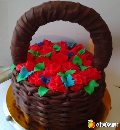 46 фото: Мои тортики
