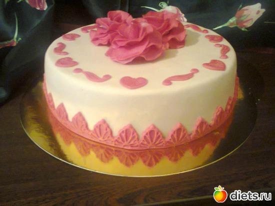 24 фото: Мои тортики
