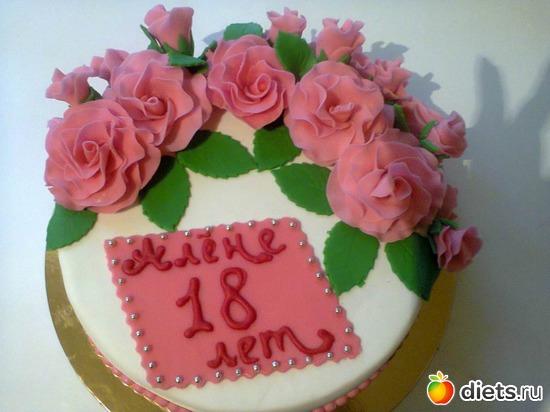 26 фото: Мои тортики