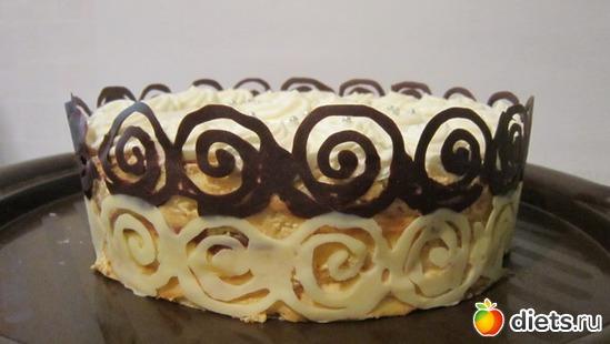 2 фото: Мои тортики